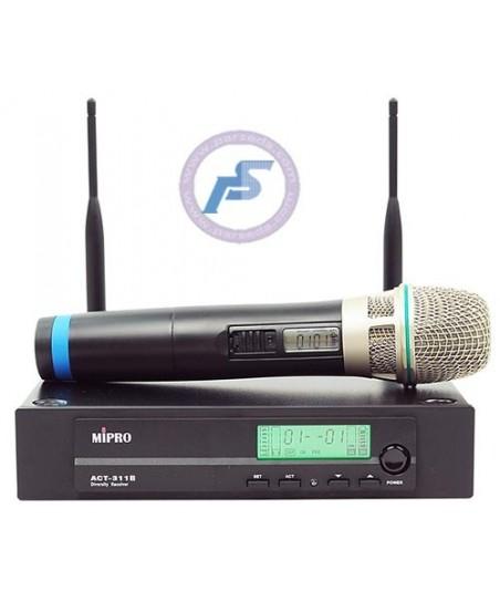 میکروفون بیسیم دستی MIPRO-ACT311B