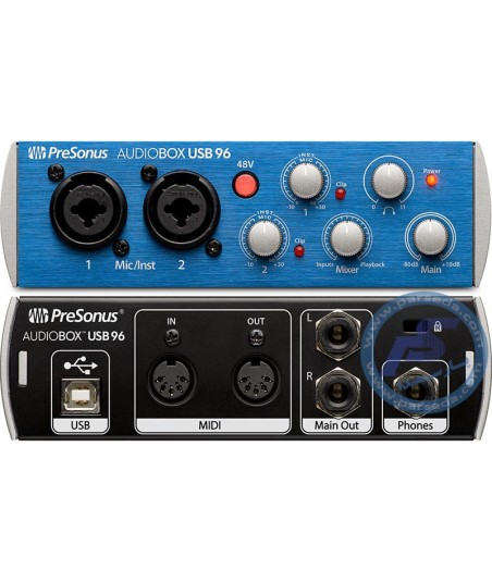 کارت صداPreSonus - AudioBox Usb 96 ‎
