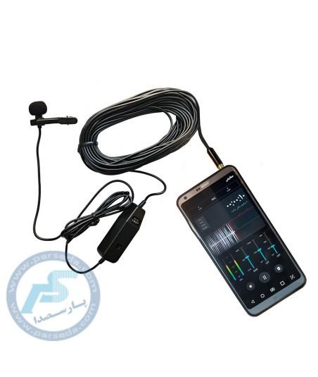 میکروفن یقه ای موبایل JTR - CM1000 pro