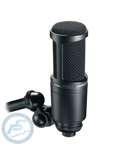 میکروفن استودیویی audio technica – AT2020