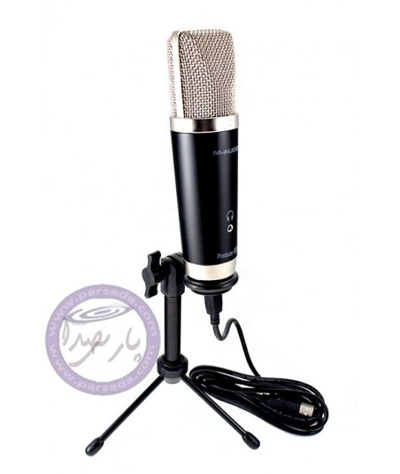 میکروفون با رابط USB - M AUDIO