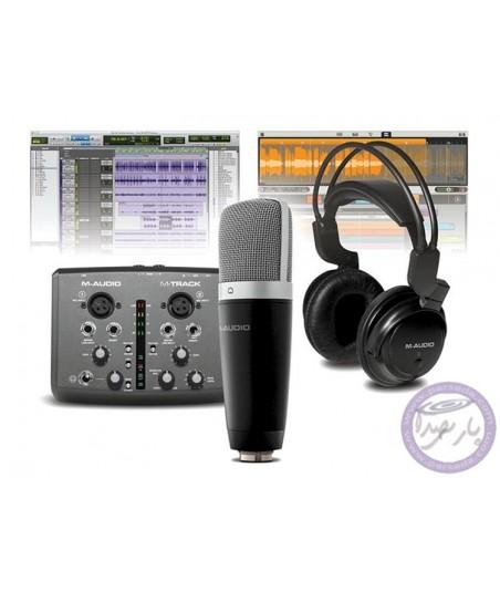 پکیج استودیوییMAUDIO - Vocal Studio Pro 