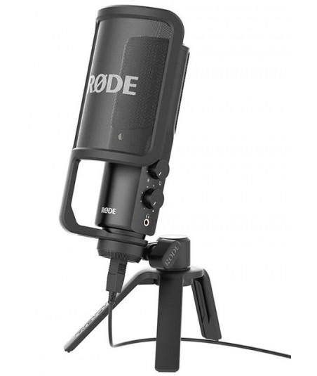 میکروفون استودیویی RODE – NT USB