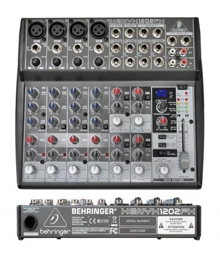 میکسر Behringer - XENYX 1202 FX