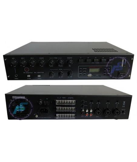 دستگاه مرکزی صوت PA180