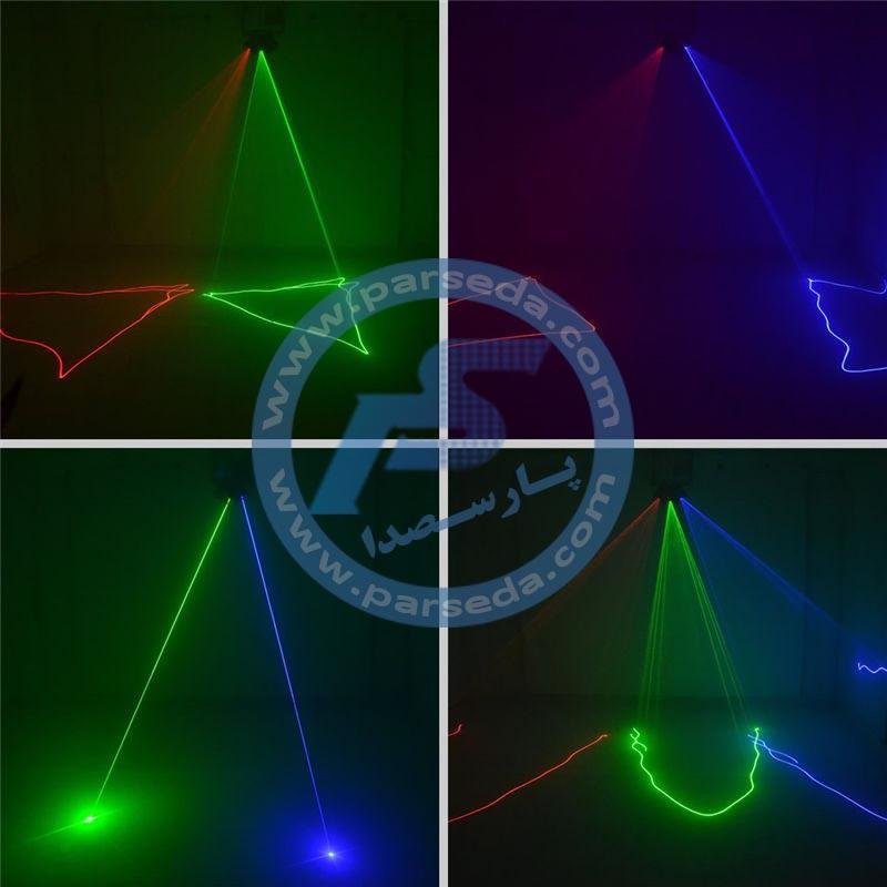 لیزر 3 کانال