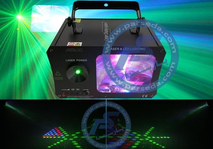 لیزر چندکاربرده DJ