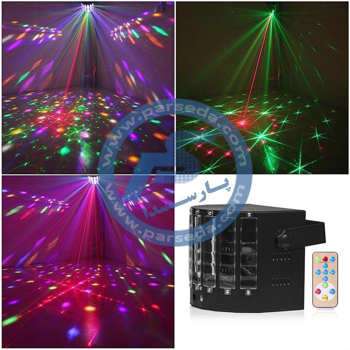 لیزر ترکیبی led