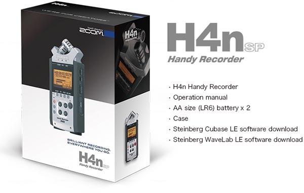 zoom h4nsp رکوردر دستی