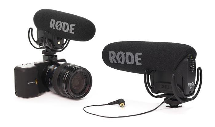 میکروفن rode video mic pro rycote