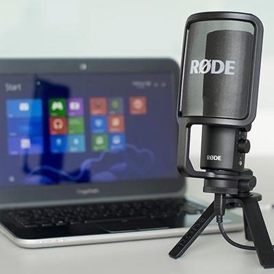 میکروفون با رابط USB