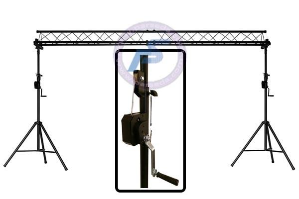 پایه نور وینچی پایه باند وینچ دار