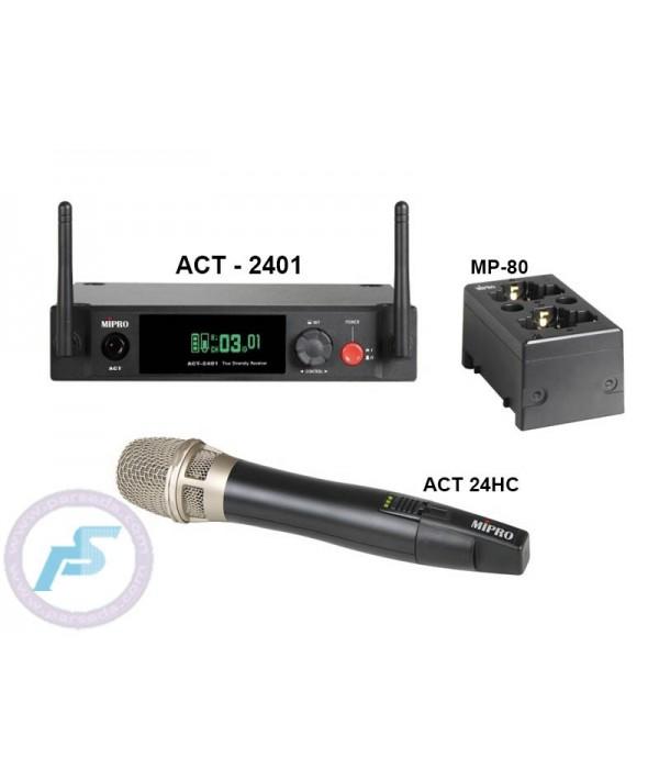 میکروفون بیسیم دستی MIPRO - 2401