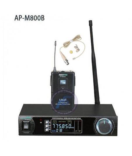 میکروفون بیسیم یقه ای AAP –...