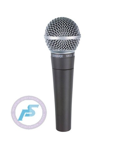 میکروفون  SHURE - SM58 LCE