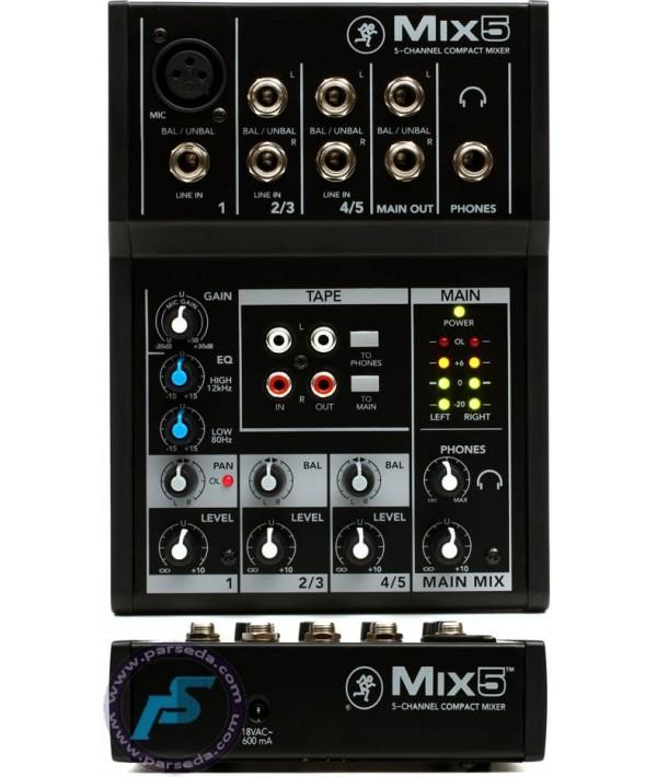 میکسر MACKIE - MIX5