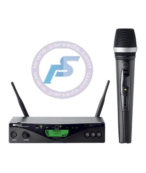میکروفون دستی بیسیم AKG – WMS470 D5