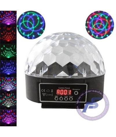 نیمکره گردان LED دیجیتال
