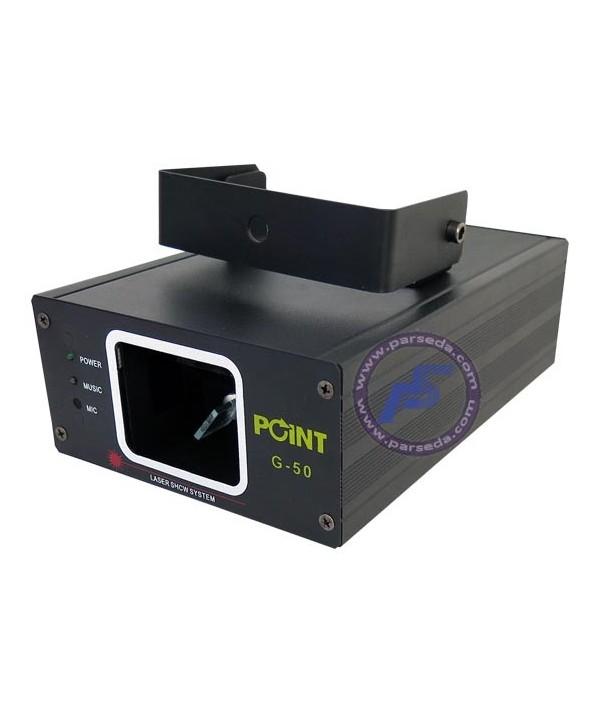 لیزر حرفه ای خطی سبز POINT - G50