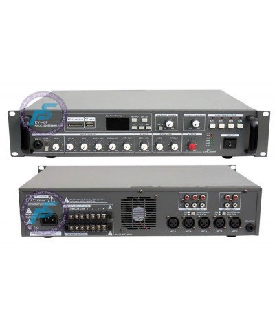 دستگاه مرکزی صوت 400 وات V450
