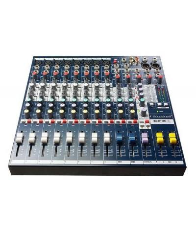 میکسر Soundcraft مدل EFX8