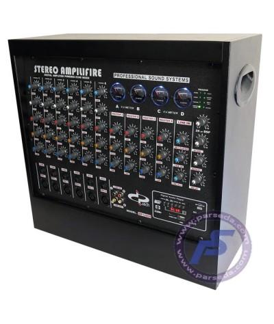 پاورمیکسر صندوقی dP - 12000