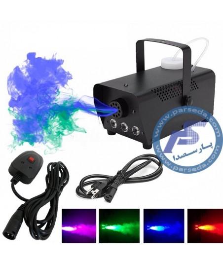 دستگاه بخار 400 وات LED رنگی