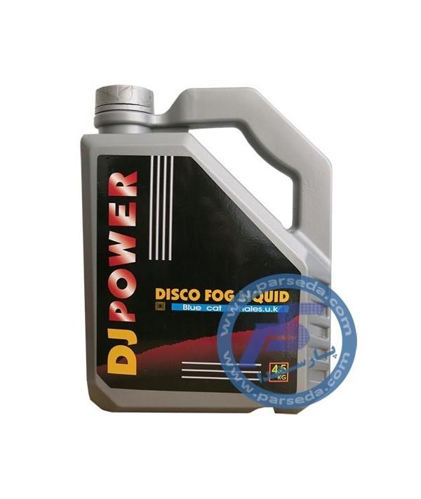 مایع بخار 4 لیتری DJ POWER