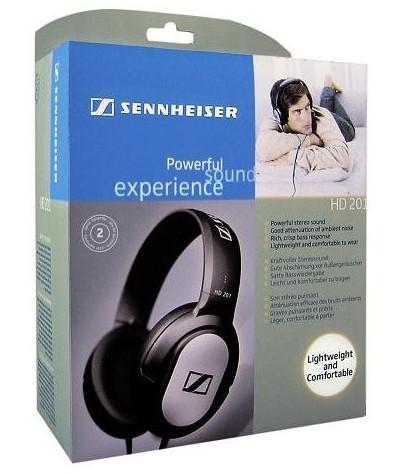 هدفون Sennheiser مدل HD201