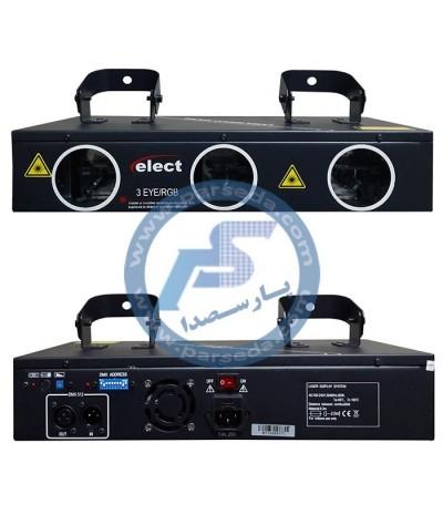 لیزر 3 کانال خطی ELECT –...