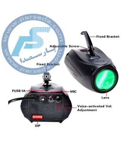 پروژکتور LED سفینه ای مینی