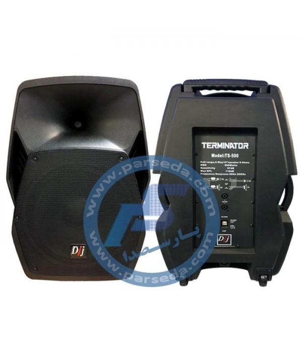 باند پسیو 15 اینچ DJ – TS500