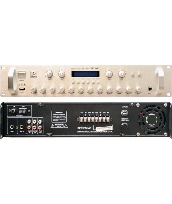 دستگاه مرکزی PV Systems - PE3360