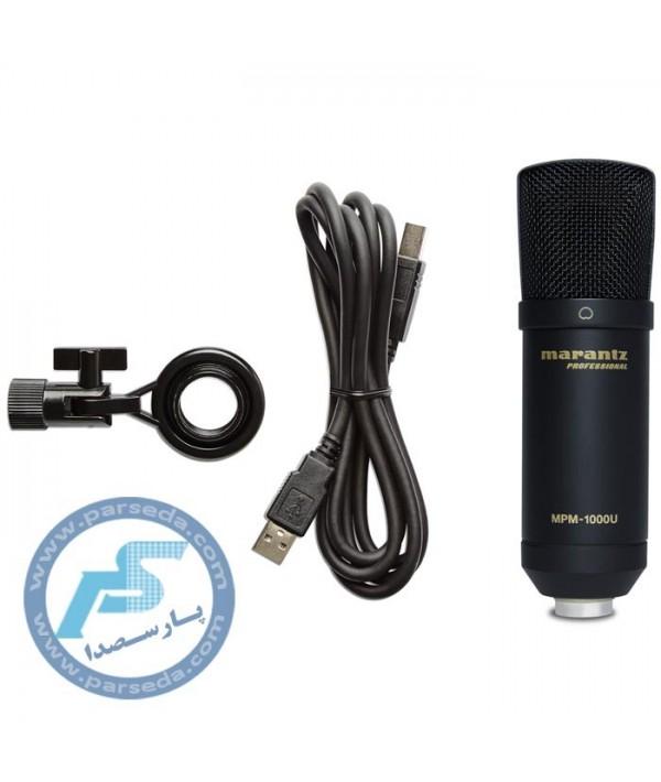 میکروفون USB مدل MARANTZ – 1000U