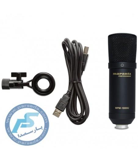 میکروفون USB مدل MARANTZ –...