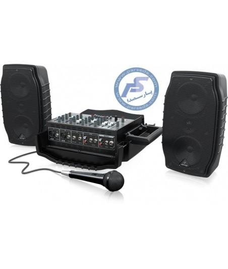 سیستم صوتی قابل حمل...
