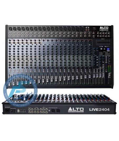 میکسر ALTO – LIVE 2404