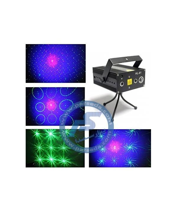 لیزر و LED مدل HL61