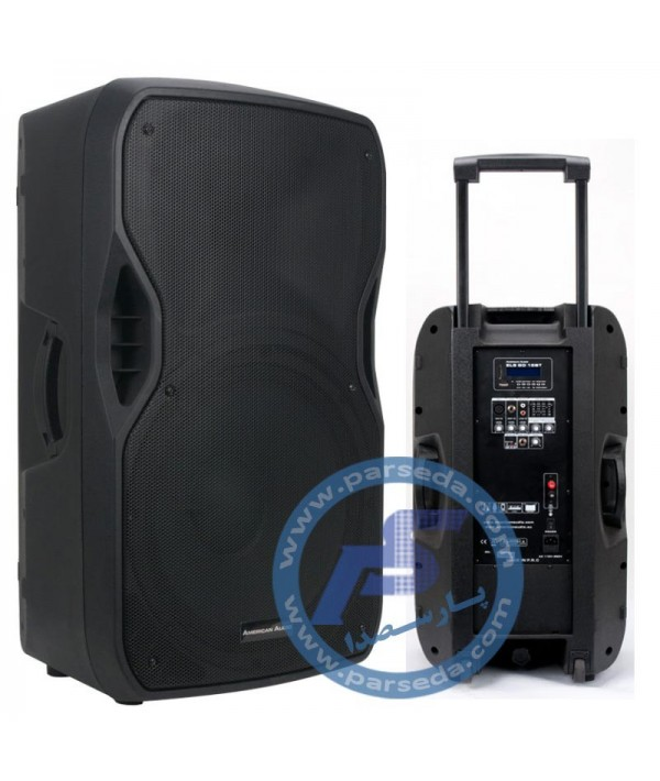 باند پرتابل شارژی American Audio – ELS GO