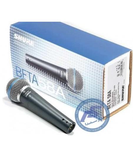 میکروفون  SHURE - BETA 58A