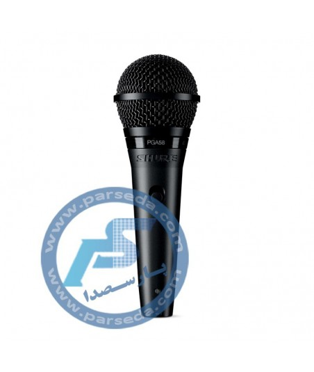 میکروفون  SHURE - PGA58-XLR