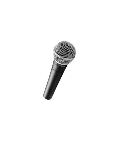 میکروفون با سیم دستی طرح SM58