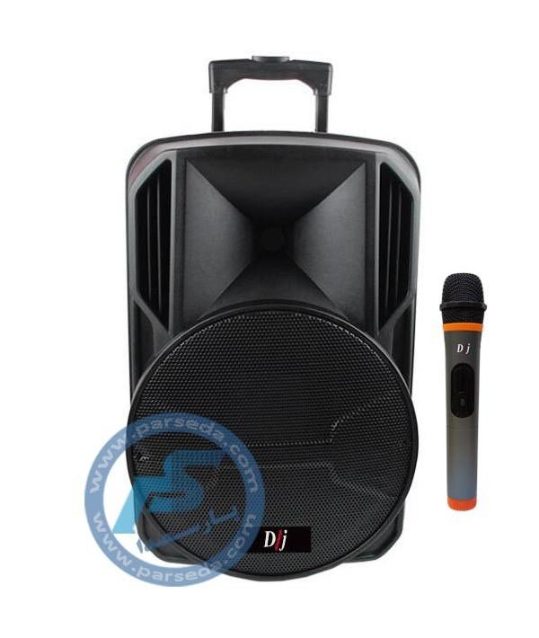 باند پرتابل شارژی 12 اینچ DJ – SMART 01