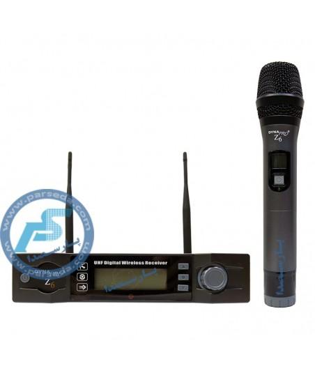 میکروفون بیسیم Dynapro – Z6