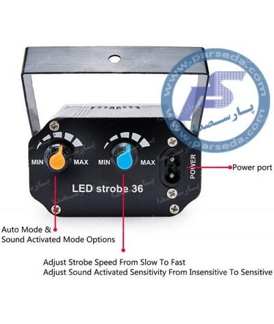 فلاشر ال ای دی LED - 48W
