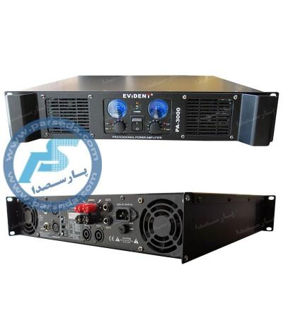 پاورآمپلی فایر PA-3000