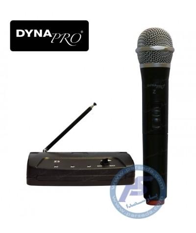 میکروفون وایرلس تک دستی DynaPro–Z
