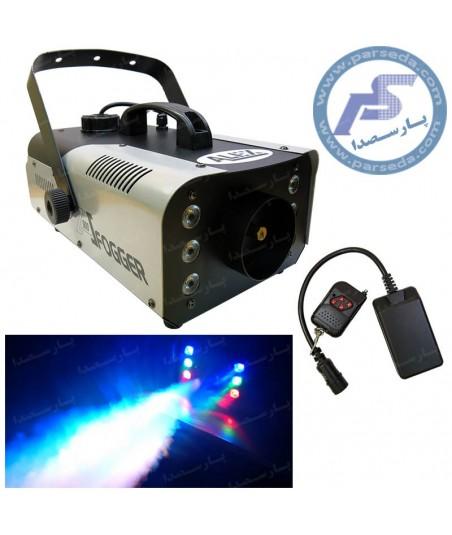 دستگاه بخار LED مدل ALEX - 900W