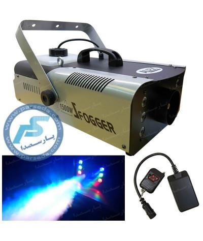 دستگاه بخار LED مدل ALEX - 1500W