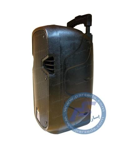 باند پرتابل شارژی 8 اینچ METALAX - 780P